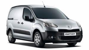 Peugeot Partner huren bij Garage Schel