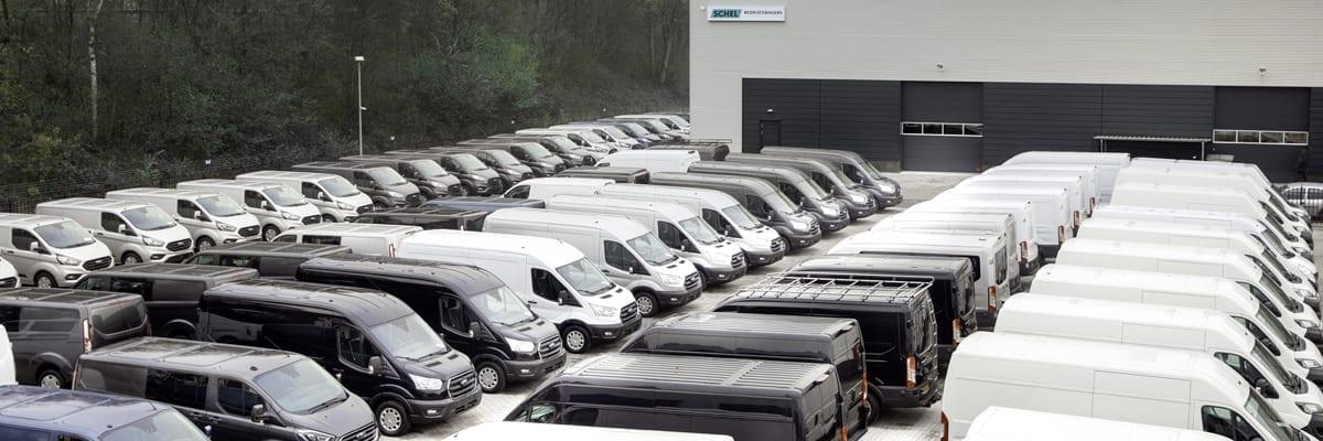 Wilkommen bei Garage Schel/ Schel bedrijfwagens